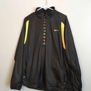 Men's Nike Livestrong jacket